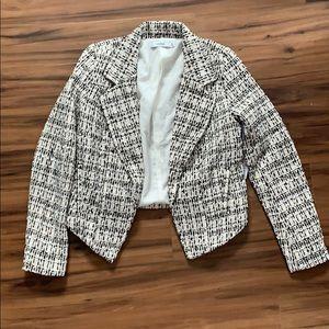 BRAND NEW tweed blazer